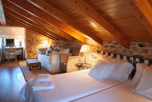 Habitación Doble Superior Hotel Rustico Lugar Do Cotariño 20