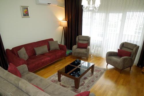 Trabzon Zenofon Residence 3 tatil