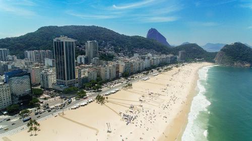 Hilton Copacabana Rio de Janeiro impression