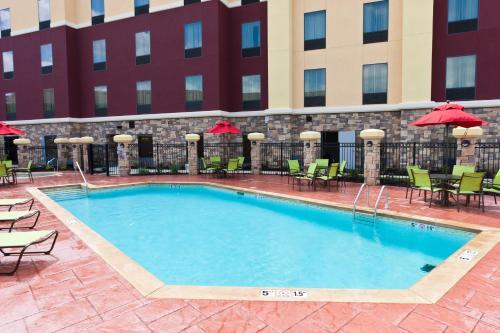 Hampton Inn and Suites Tulsa Central in Tulsa