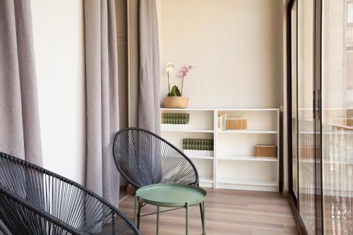 EasySleep Gaudi Terrace impression