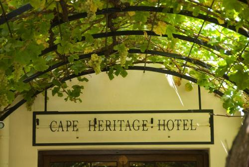 Cape Heritage Hotel Photo