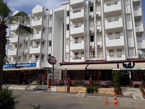 Marmaris Turan Apart Hotel ulaşım
