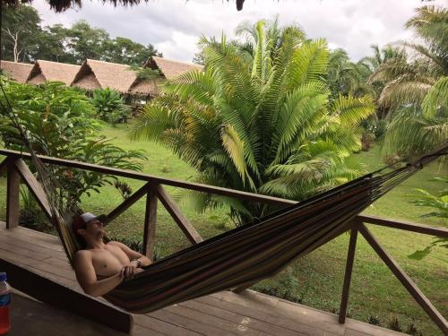 Green Diamond Amazon Lodge Photo