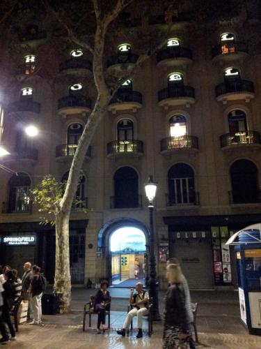 Hotel Toledano Ramblas photo 22