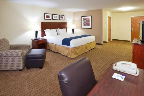 Holiday Inn Express & Suites Lafayette East - Lafayette, IN 47905