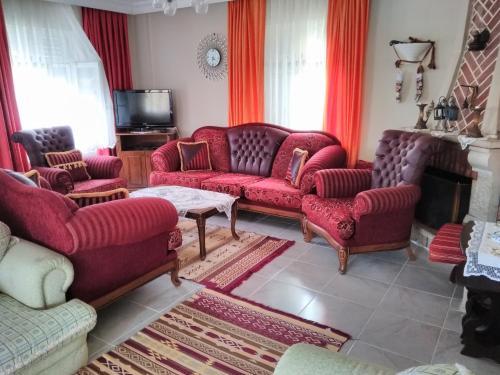 Villa Ferhat, Karacaköy
