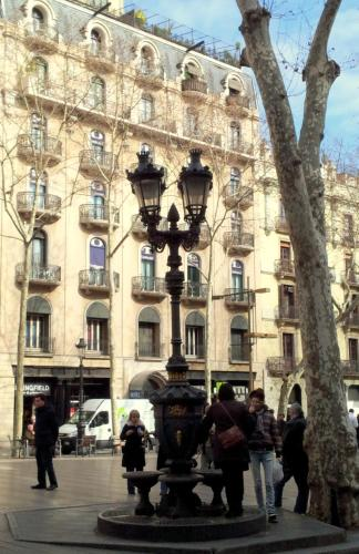Hotel Toledano Ramblas photo 23