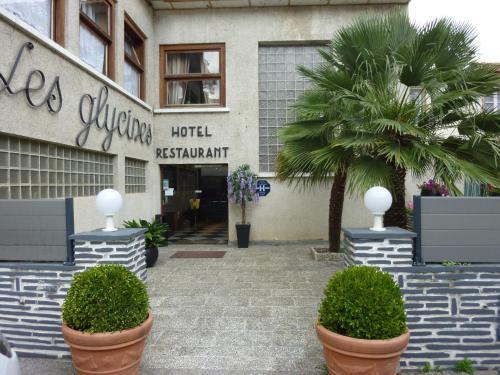 Hotel Les Glycines Prades