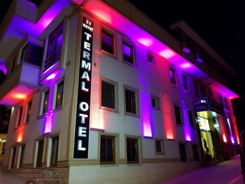 Çekirge فندق اوز هايات Özhayat Hotel Bursa indirim
