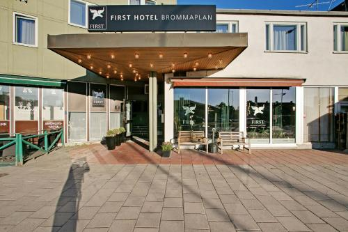 First Hotel Brommaplan photo 43