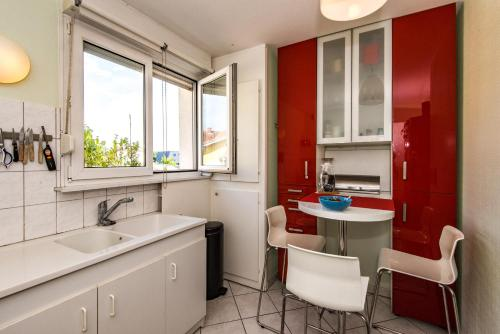 Appartement ZEN avec balcon