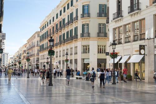Petit Palace Plaza Malaga - 60 of 73