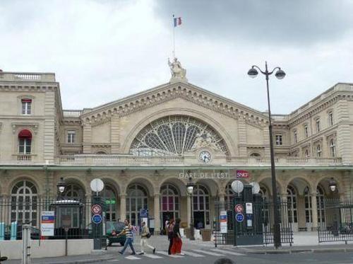 Hipotel Paris Montmartre Gare du Nord photo 4
