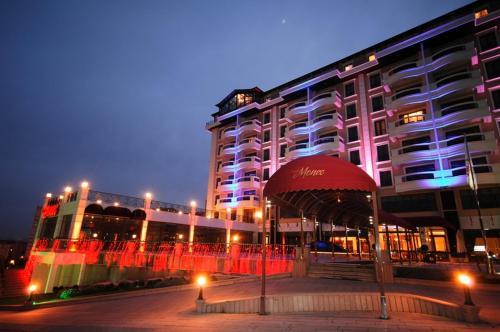 Ankara Hotel Monec telefon