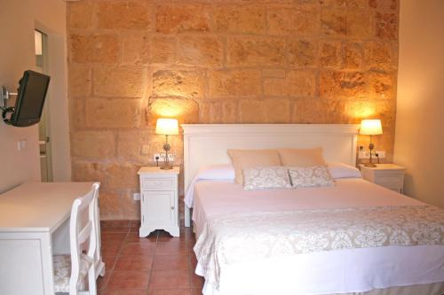 Double or Twin Room Hotel Rural Morvedra Nou 40