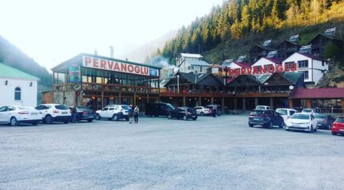 Trabzon Pervanoğlu Dinlenme Tesisi Motel rezervasyon
