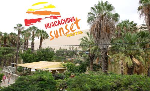 Hostal Huacachina Sunset Photo