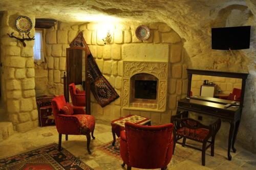 Urgup Naturels Cave House yol tarifi