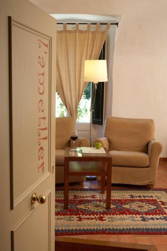 Habitación Doble Estándar Hotel la Plaça Madremanya 16