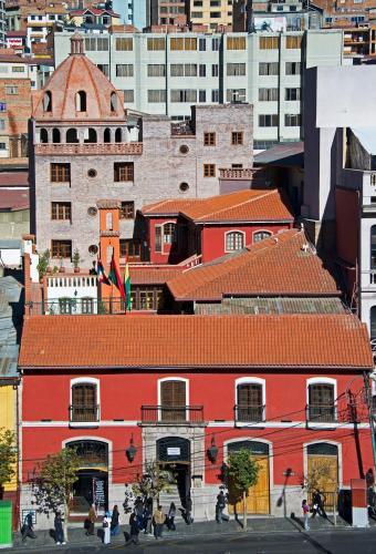 Avenida Mariscal Santa Cruz 938 La Paz, Bolivia.