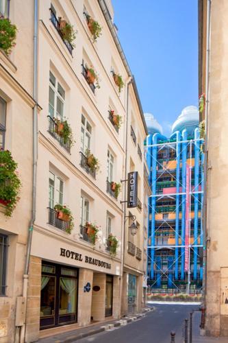 Hôtel Beaubourg photo 13