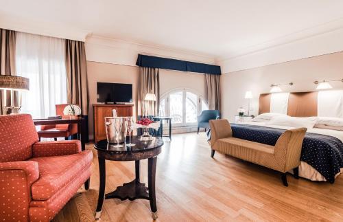 Grand Hotel De La Minerve photo 49