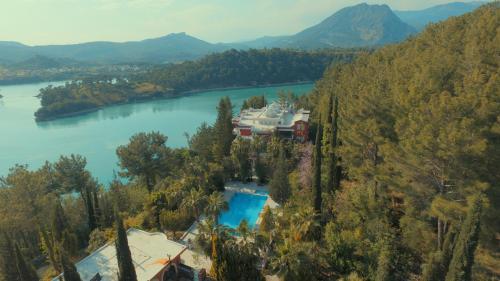 Antalya botanikparkpalace butik odalar