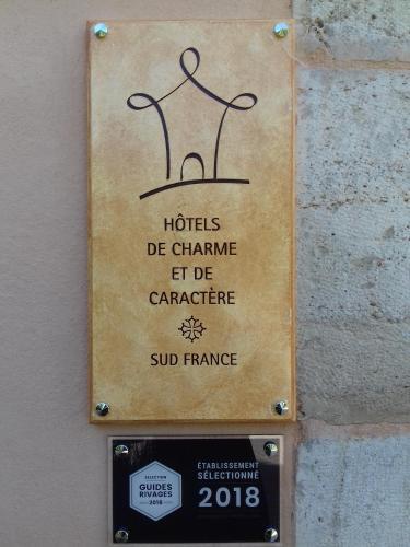 Ferme de Bourran Hotel