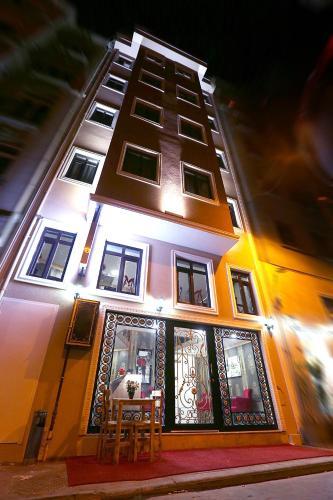 Istanbul Maxwell Hotel tek gece fiyat