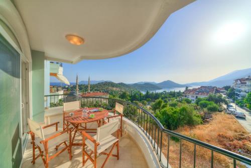 Antalya Luna Apartment yol tarifi
