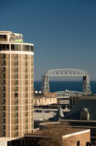 Radisson Hotel Duluth-harborview - Duluth, MN 55802