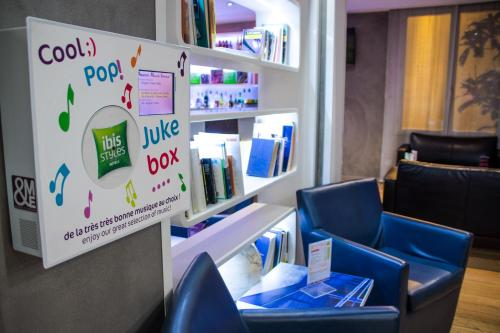 ibis Styles Paris Tolbiac Bibliotheque photo 76