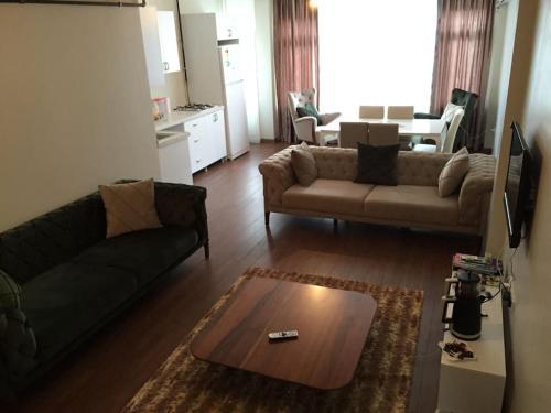 Istanbul Apartment BAKIRKOY 3+1 tatil