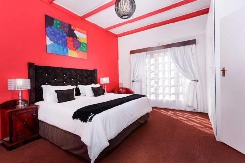 Best Western Cape Suites Hotel photo 65