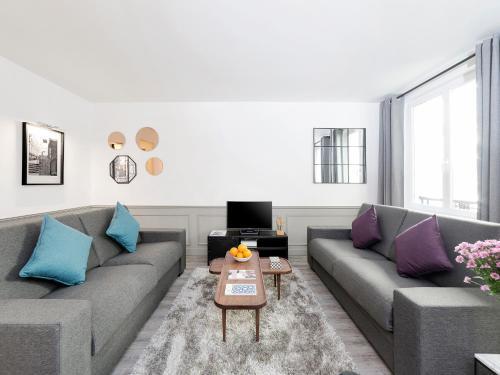 Luxury 3 Bedroom Le Marais photo 29