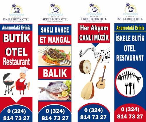 Iskele Butik Hotel, Anamur