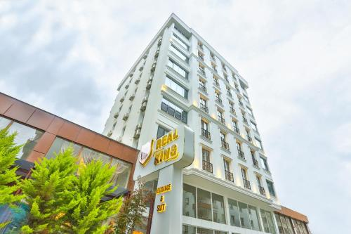Trabzon Real King Suit Hotel adres