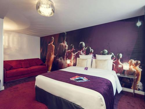 Mercure Paris Place d'Italie photo 81