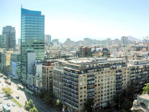 Mercure Santiago Centro Photo