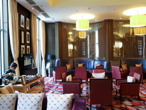 Courtyard By Marriott Shanghai Xujiahui photo 41