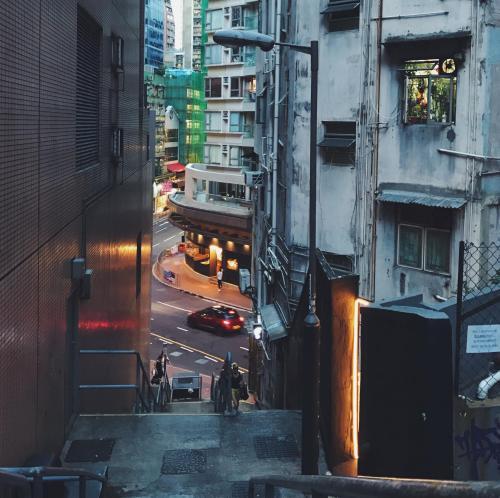 242 Queen's Road Central, Sheung Wan, Hong Kong.
