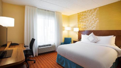 Fairfield Inn & Suites Chicago Midway Airport Photo