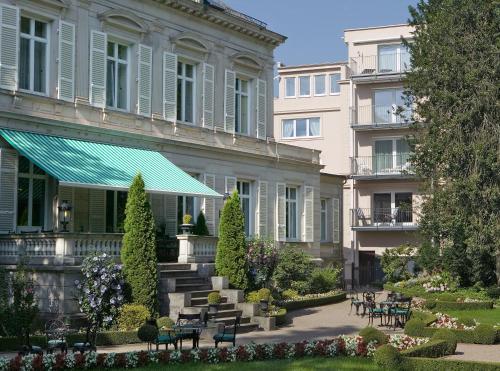 Maria-Viktoria-Straße 2, 76530 Baden-Baden, Germany.