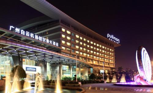 Pullman Guangzhou Baiyun Airport impression