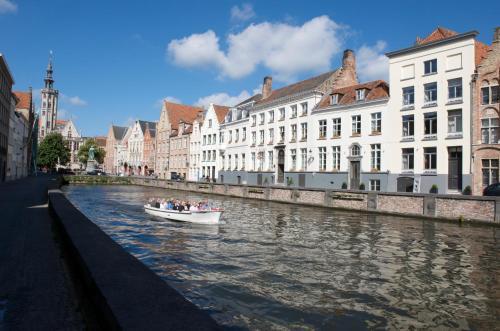 Genthof 4, Bruges, 8000, Belgium.