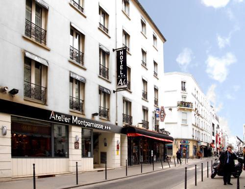 Atelier Montparnasse Hôtel photo 7