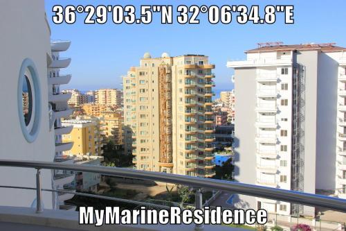 Mahmutlar My Marine Residence. ulaşım
