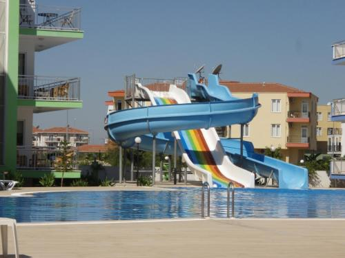 Serik Nirvana Club Apartments tatil