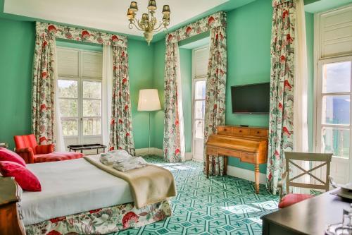 Deluxe Double Room Palacio Urgoiti 10
